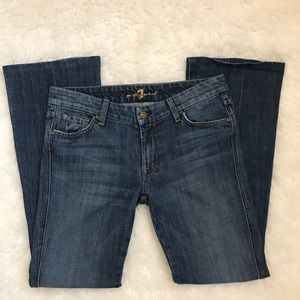 """7 for all Mankind """"A pocket"""" size 31"""